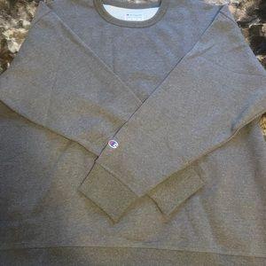 Men's Champion Fleece Pullover Sweatshirt